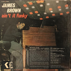 JAMES BROWN:AIN'T IT FUNKY(JACKET B)