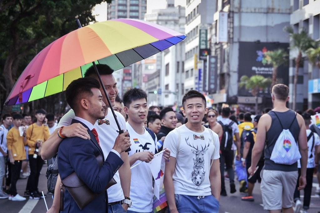 Gay Pride Taipei 2018
