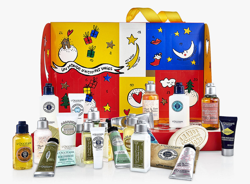 L'Occitane Advent Calendars 2018