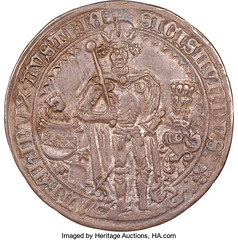 1486 Austria Sigismund Guldiner obverse