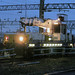 Balfour Beatty Plasser & Theurer GPC72 Heavy Duty Diesel Hydraulic Crane 81517 Rugby Station