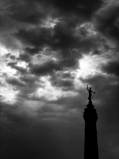 Indiana State Soldiers and Sailors Monument