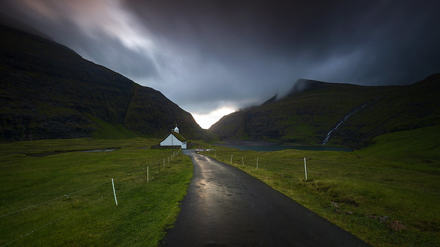 Church of Saksun, Faroe Islands