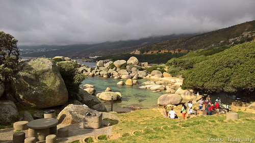 Oudekraal: Perfect for a braai with the whole family.