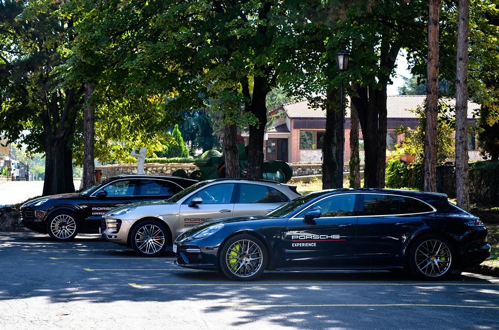 Porsche Experience, Makedonija 16