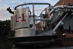Mount Vernon Fire Department Tower Ladder 4