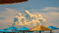 Karfas Beach, Chios Island, Greece