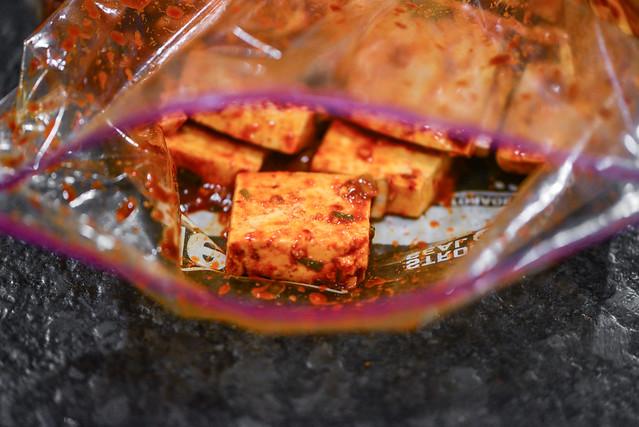 Spicy Tofu Bulgogi