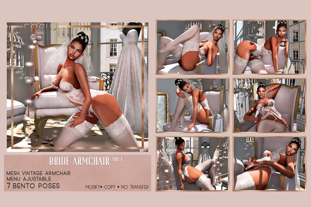 Bride Armchair Vol1 - TeleportHub.com Live!