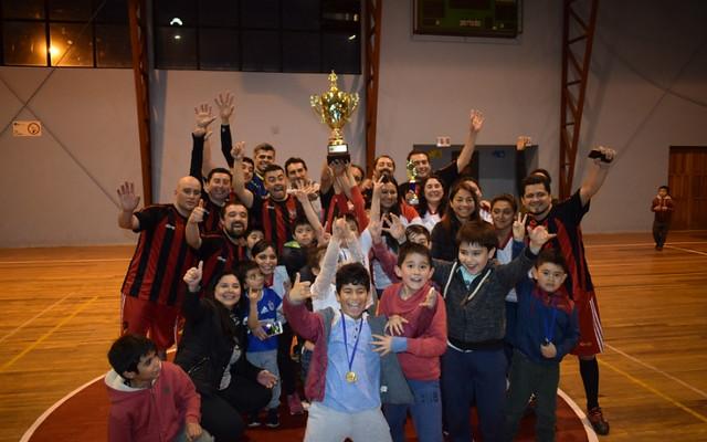 Finaliza el Campeonato de Baby Futbol CEPAFA 2018
