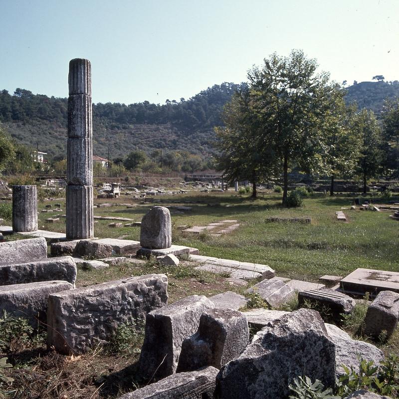 Греческие древности. Часть 35. 1962-1972. Тасос. Вып.2