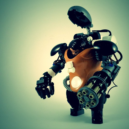 Mercenary Mechsuit Prototype X [MA.K Advanced Design]