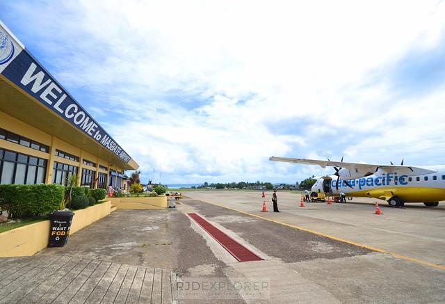 masbate itinerary diy cebu pacific air masbate