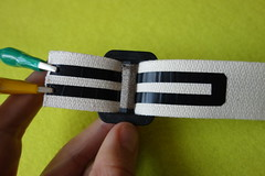 Slider band with 8-ring conductive wiper