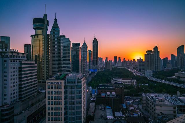 煩悩 [機材沼] : α7RIII + SAMYANG AF 24mm F2.8 (2) - 上海にて -