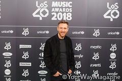 LOS40 MUSIC AWARDS 2018 -MADRID- (Por @NataliaRfoto)
