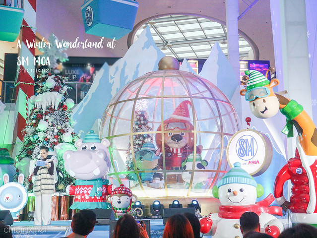 SM Winter WOnderland MOA