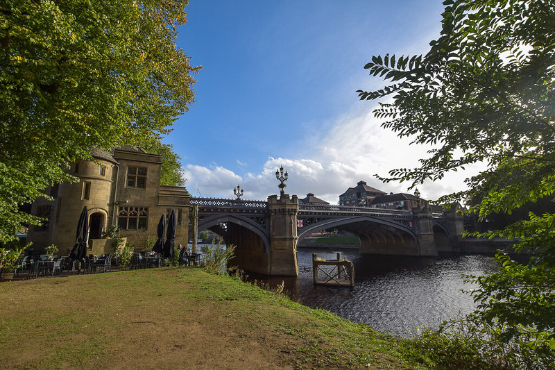 York - Riverside walk - free things to do in York