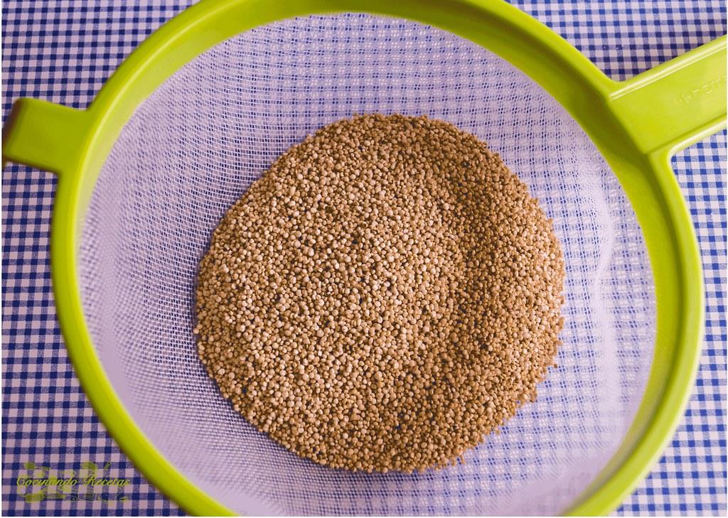 Puding Quinoa Paso1 Cocinando Recetas Flickr