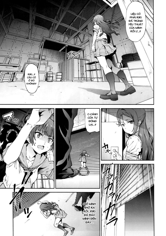 Hình ảnh  in Truyện hentai Yohane to Analx