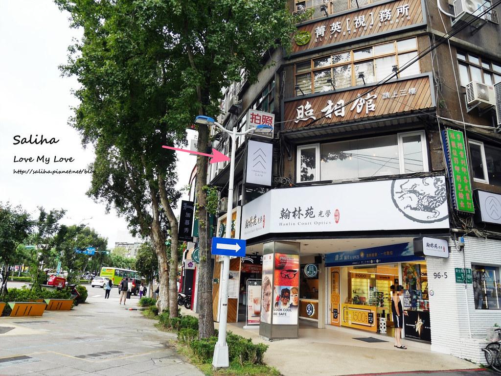 台北公館imperfect cafe訂位交通怎麼去捷運