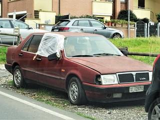 1987 Lancia Thema i.e. Turbo