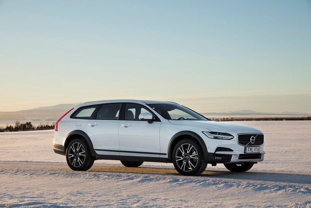 Comprar Volvo V90 Cross Country
