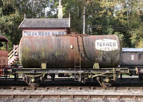 Class B tank wagon
