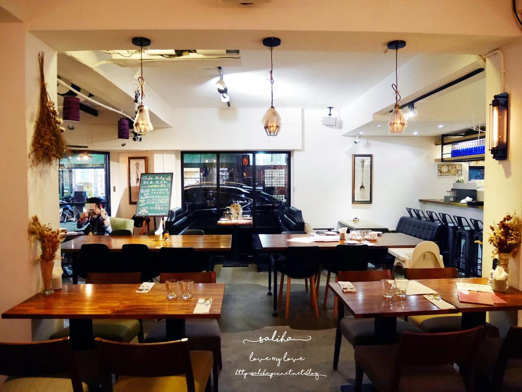 台北大安區安和路信義安和站浪漫咖啡餐廳推薦Le Partage 樂享小法廚 (6)