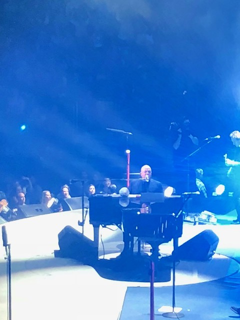Billy Joel at Madison Square Garden 10.27.18