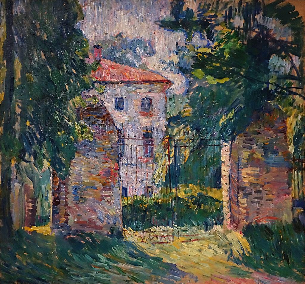 Impressionism in the Avant-garde_56_Konchalovsky