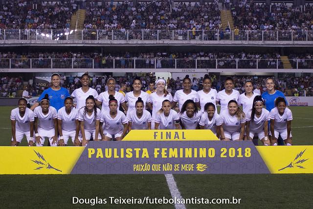 Santos 1 x 0 Corinthians (Feminino)