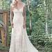Wedding Dresses : Floral Lace Wedding Dress | Maggie Sottero Tami | trib.al/6uAkVLB