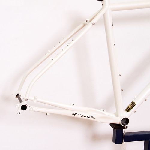 Surly / Midnight Special Frame Set / White