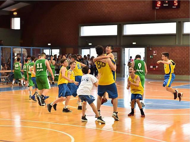 olimpia basket gioia