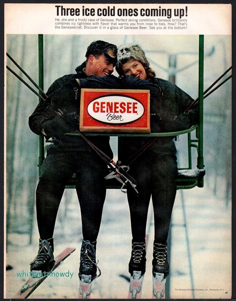 Genesee-1964-skis