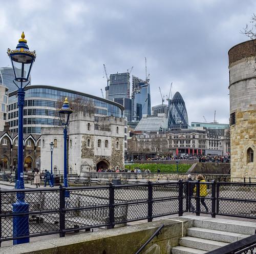 United Kingdom - England - London - Tower of London