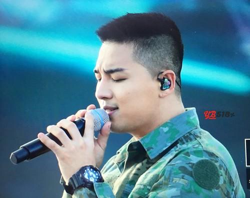 Taeyang at Nakdonggang World Cultural Festival