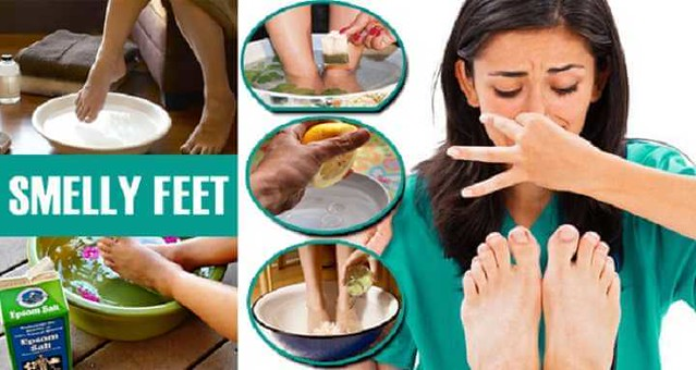 2675 12 Natural Tips to get rid of Smelly Feet