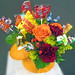 Halloween Flowers — Photo Courtesy Lisa Greene, AAF, AIFD, PFCI