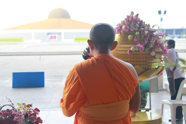 Wat Dhammakaya, 18/10/2018
