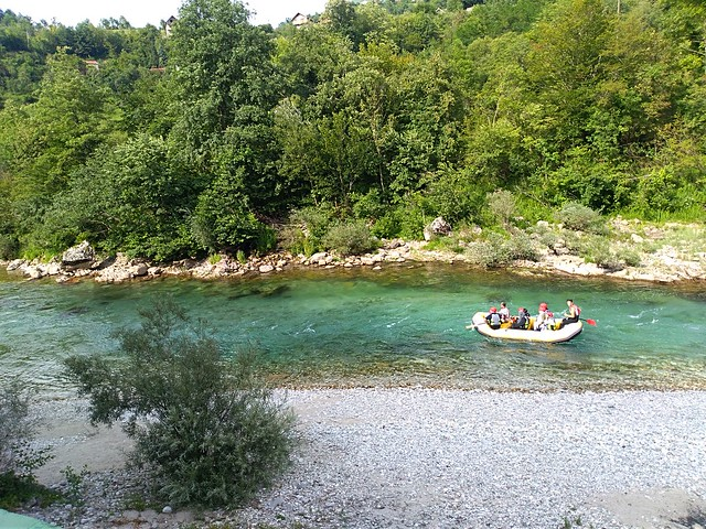 Weekend on the Neretva river