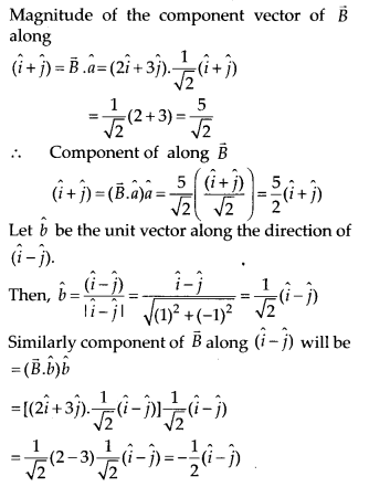 NCERT Solutions for Class 11 Physics Chapter 4 Motion of plane 27