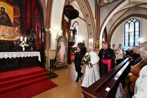 Tikšanās Sv.Jēkaba katedrālē