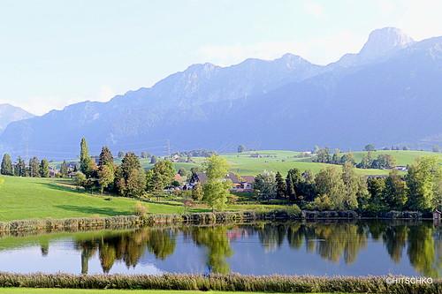 Dittigsee (mit Stockhorn)