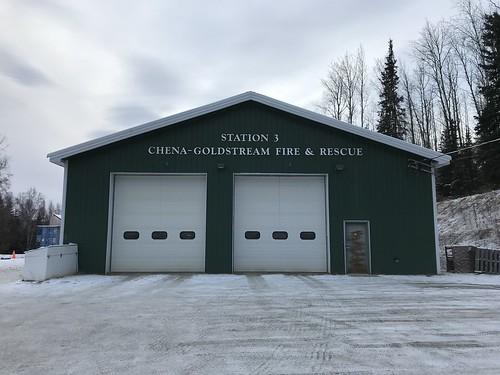 Chena-Goldstream Fire & Rescue Station 43