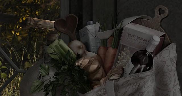 Recipe for Comfort