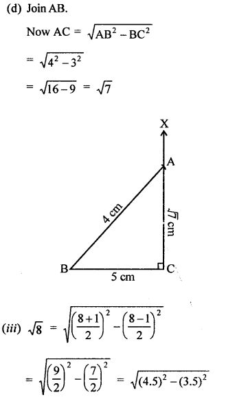 RD Sharma Solutions Class 9 Chapter 1 Number System