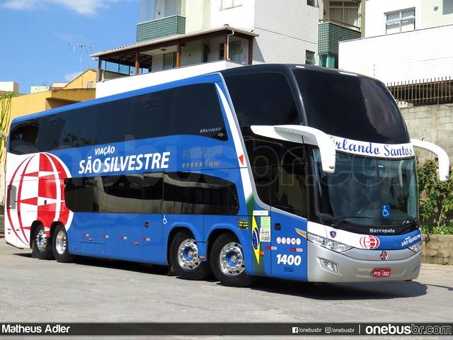 Viação São Silvestre - 1400