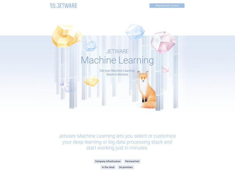 Jetware Machine Learning